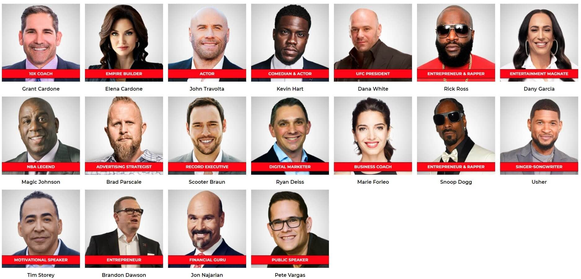 10x growth conference is a great example how to use influencers and get to the next level with your b2b digital marketing or ofline marketing. Running offline or online b2b events with influencers is very powerful in b2b influencer marketing strategies.