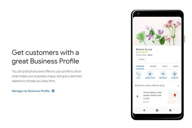 Business listening like Google My Business, Bing for Places, and Apple Maps are great to increase visibility and drive more local organic traffic. A great between b2b digital marketing strategies for organic traffic.